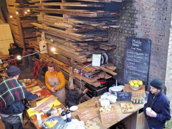 londra Maltby Street Market2