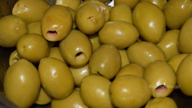olive ascolana la preparazione