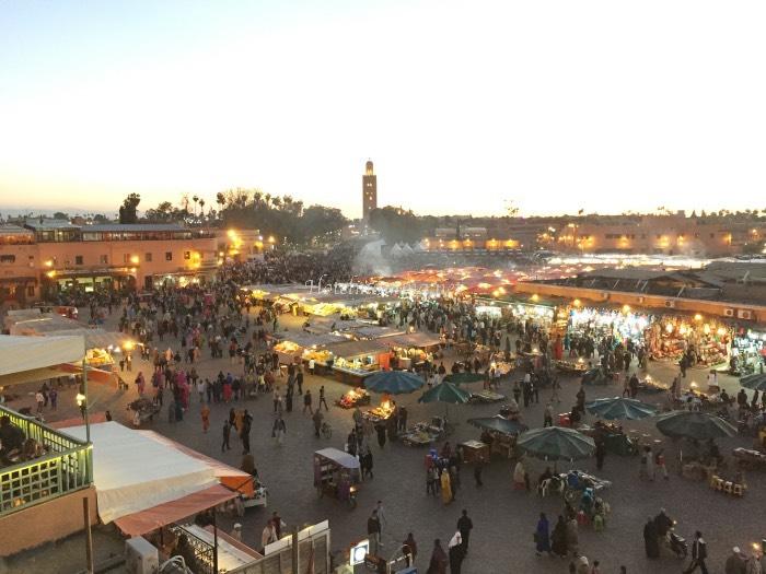 marrakech-piazza-sera