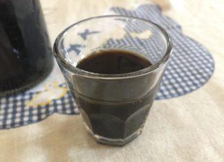 liquore liquorizia fatta in casa